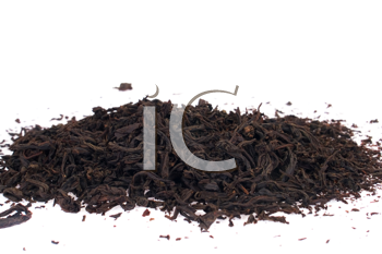 Royalty Free Photo of Black Tea