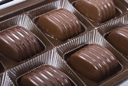 Royalty Free Photo of a Box of Chocolate