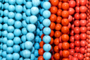 Royalty Free Photo of Colorful Chaplets