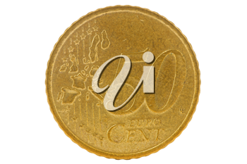 Royalty Free Photo of a Euro