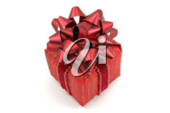 Royalty Free Photo of a Gift Box