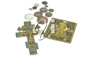 Royalty Free Photo of Religious Items