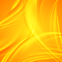 Royalty Free Clipart Image of a Bright Wave Background