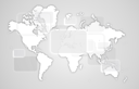 Royalty Free Photo of a World Map