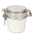 Royalty Free Photo of a Jar of Cream