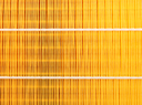 Background of a yellow car air filter closeup.