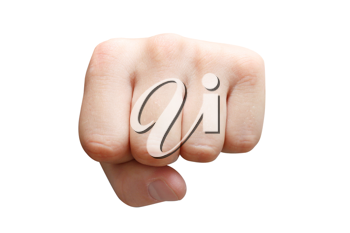Royalty Free Photo of a Fist