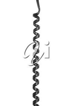 Royalty Free Photo of a Telephone Cord