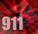 Royalty Free Photo of a 911 Emergency Concept