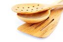Royalty Free Photo of Wooden Kitchen Utensils