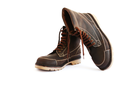 Royalty Free Photo of Brown Boots