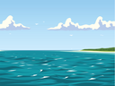 I made this picture as a background. The proportion is 4:3.This is the fully editable vector EPS file v9.0