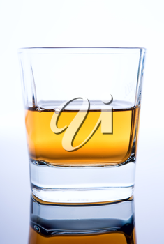 Royalty Free Photo of an Alcoholic Beverage
