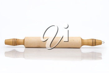 Wooden kitchen rolling pin