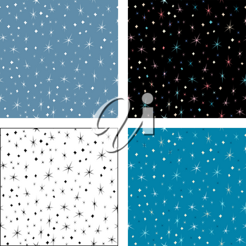Boundless background can be used for web page backgrounds, wallpapers, wrapping papers and invitations.