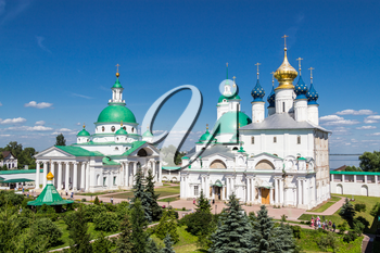 Church of the Savior Jakovlevsky monastery in Rostov the Great