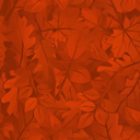 Nature Background with Leaves of Plants, Polygonal Low Poly Design. Vector