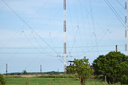 Aerial platforms for the transmission of radio waves in the longwave range. Means of communication with submarines.