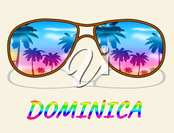 Dominica Vacation Meaning Time Off Caribbean Getaway