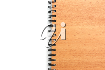 Cover of note pad. Element of design.